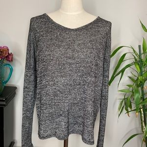 Ambiance Long Sleeve Knit Top